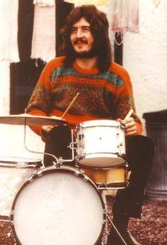 John Bonham of Led Zeppelin #JohnBonham #Bonzo #JohnHenryBonham #LedZeppelin #LedZep #Zep