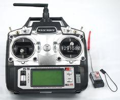 Barato Flysky fs fs T6 T6 6ch 2.4 g w / LCD transmissor FS R6B Receiver para Heli avião, Compro Qualidade Peças & acessórios diretamente de fornecedores da China:        Flysky fs-t6 6CH 2,4 G transmissor de tela LCD + FS R6B Receiver para helicóptero avião