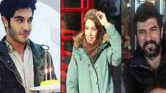 Turkish Actors Latest Clicks | Engin Akyurek,Elcin Sangu,Burak Deniz,Haz...