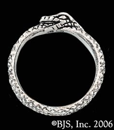 Aes Sedai Great Serpent Ring from Robert Jordan's Wheel of Time - Officially Licensed Jewelry    This site has jewelry from Wheel of Time, Lord of the Rings, etc..
