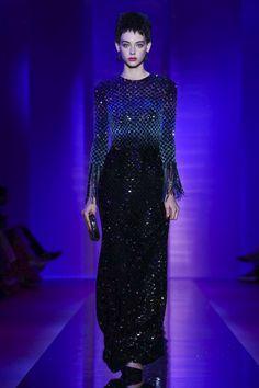Lauren voor Armani prive haute couture fall/ winter 2015 Paris
