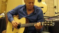 Tommy Emmanuel @ CAAS 2009 - Smokey Mountain Lullaby & Story - YouTube