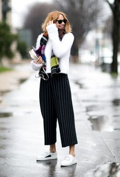 Paris Street Fashion & More Details That Make the Difference