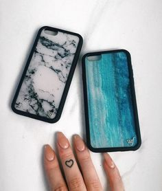 Imikoko iPhone 8 Case, iPhone 7 Case, Flexible Soft TPU Case Print Crystal White Matte Marble Pattern Slim Fit Snap On Hard Shell Back Case for iPhone 7 & 8 Pretty Iphone Cases, Unique Iphone Cases, Cute Phone Cases, Iphone Phone Cases, Cell Phone Covers, Funda Iphone 6s, Coque Iphone, Wildflower Phone Cases, Pop Sockets Iphone