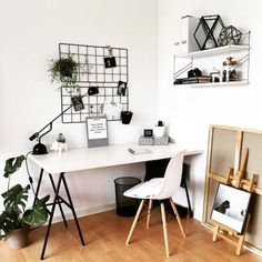 """Gefällt 63 Mal, 6 Kommentare - @workspace_project auf Instagram: """"With a great space comes great productivity  by @restinpeppermintwind  Thanks for tagging your…"""""""