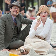 'Boardwalk Empire': Richard and Julia Sagorsky
