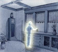 Old House ghost stories