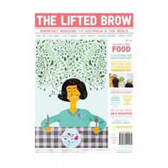 THE LIFTED BROW # 12