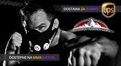 Maska treningowa Elevation Trening Mask, dzięki niej już nigdy nie złapie cię zadyszka na treningu!    http://mmashop.pl  #mma #traningmask
