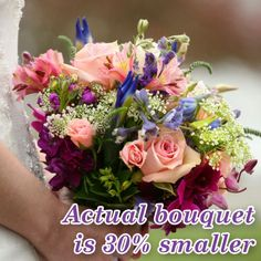 I am all yours Bridesmaid Bouquet - I am all yours Bridesmaid Bouquet > View Full-S... | Bouquet, Yours, Reviews, Purchased, Br