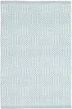 Bonnie Blue Cotton Rug for Sale - Cottage & Bungalow