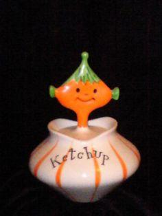 Love 1950's Holt Howard Pixieware! Kitsch Kitchen Decor