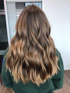 Brown Hair Balayage, Brown Blonde Hair, Light Brown Hair, Light Hair, Brunette Hair, Bronde Hair, Winter Hairstyles, Aesthetic Hair, Gorgeous Hair