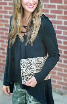 Leopard and Camo #fallstyle #fallfashion #fashionblogger #styleblogger #outfitideas #outfitinspiration #falloutfit #streetstyle #nashvillestyle #nashvilleblogger #ootd #casualfallstyle