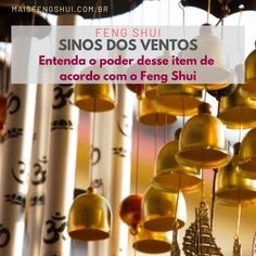🚩 Aplicar Feng Shui não é só sair pendurando cristais e mudar as cores das paredes… Aplicar Feng Shui é promover espaços alinhados com seus objetivos de vida, que vibrem aconchego e harmonia tanto para os moradores como para seus visitantes. Feng Shui, Wind Chimes, Outdoor Decor, Home Decor, Snuggles, Go Outside, Moving Out, Crystals, Tinkerbell