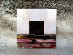 Unique Handmade Mosaic Mirror-Gifts for her-Art-Vanilla Sky. $135.00, via Etsy.