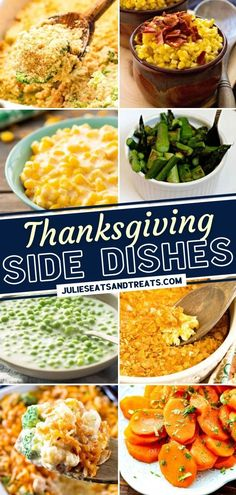 Have you already planned your menu for the holiday season? Look no further than the best selection of Thanksgiving Side Dishes! Not only do these recipes taste AWESOME, but they are quick and easy enough for anyone to make – even the novice chef! Pin this for later! Thanksgiving Main Dishes, Thanksgiving Recipes, Fall Recipes, Dinner Recipes, Mouth Watering Food, Yummy Food, Tasty, Family Meals, Menu