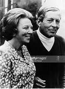 portrait-of-princess-beatrix-of-holland-and-prince-claus-in-front-of ...