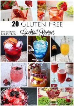 20 Gluten-Free Cockt