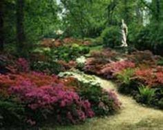 Schmidt Spiele 57448 - Park - Romantic Garden, 1000 Teile