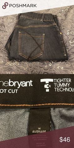 Lane Bryant boot cut jeans Worn once! Lane Bryant Tighter Tummy Technology boot cut jeans. Lane Bryant Jeans Boot Cut