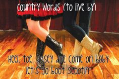 Ohhhh cadillac black jack baby meet me out back we gonna boogie :) Country Line, Country Girl Style, Country Girls, Country Lyrics, Country Quotes, Country Music, Boot Scootin Boogie, Redneck Girl, Country Strong