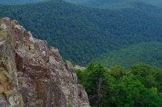 Shenandoah National Park: Stony Man Trail & Summit