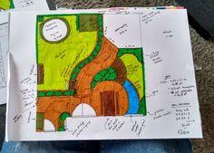 Hoe maak je een tuinontwerp? Waar begin je? Hier 15 tips voor het maken van een tuinontwerp voor een grote tuin make-over.