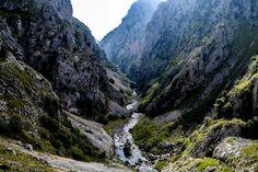 Rio Cares, Tourism, Asturias