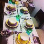 Mesa para receber amigos!! www.kalunardelli.com