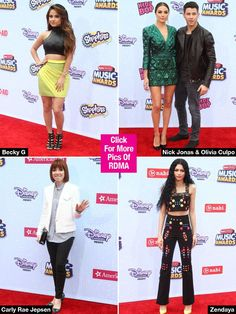 Radio Disney Music Awards 2015: Zendaya, Nick Jonas & More — Pics