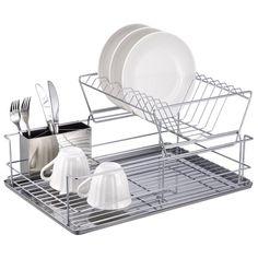 Kitchen Sink Storage, Kitchen Rack, Kitchen Organization, Storage Organization, Chef Dishes, Kitchen Dishes, Kitchen Gadgets, Kitchen Dining, Kitchen Cabinets