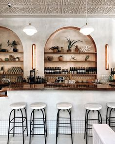 Rustic Home Decor Shelving decor inspo Home Decor Shelving decor inspo Restaurant Interior Design, Commercial Interior Design, Brewery Interior, Showroom Interior Design, Architecture Restaurant, Enjoy The Little Things, Boho Home, Hospitality Design, Cafe Design