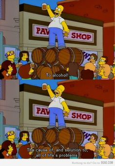 One of my favorite Simpson's quote