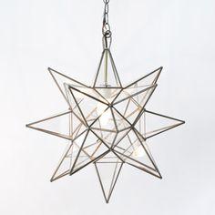 Star Pendant chandelier