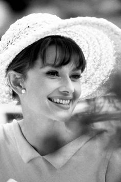 Audrey Hepburn photographed by Bob Willoughby on the set of Paris When it Sizzles, 1962.
