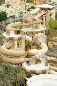 Dubai vacations : The 24 Scariest Waterslides In The World. Im Shocked #8 Is Even Legal.