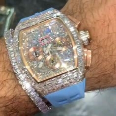 Diesel Watches For Men, Luxury Watches For Men, Unusual Jewelry, Expensive Jewelry, Rapper Jewelry, Gold Diamond Watches, Richard Mille, Diamond Supply Co, Luxury Jewelry