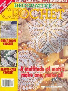 Decorative Crochet Magazine 93 - 12345 - Álbuns Web Picasa