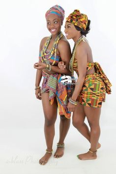 African print, Kente cloth is so pretty and versatile. maybe do a traditional dance/have dancers