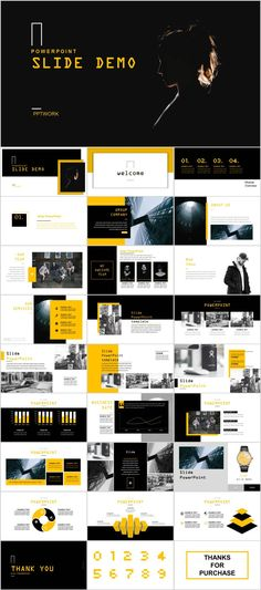 Business infographic & data visualisation Yellow business magazine Report PowerPoint template on Behance Infographic Description Yellow business magazine Report PowerPoint template on Behance Powerpoint Poster Template, Powerpoint Presentation Templates, Keynote Template, Flyer Template, Modern Powerpoint Design, Presentation Backgrounds, Design Presentation, Business Presentation, Presentation Folder