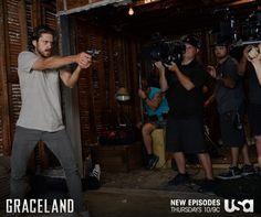 "Graceland Recap: 8/13/15 Season 3 Episode 8 ""Savior Complex"""