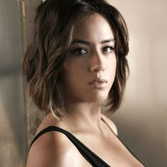 Agent Daisy Johnson Played by Chloe Bennet