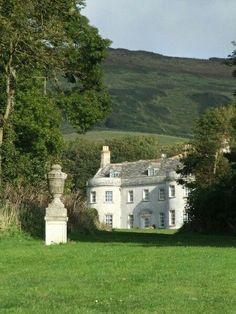English country house. Smedmore, Dorset, England