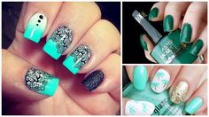 16 Gorgeous Green Manicures That Will Make Your Friends Green With Envy! #Beauty #Trusper #Tip