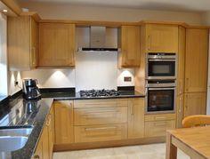 Broadoak Natural - Staffordshire Kitchens kitchen