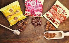 R'n'G Kitchen: Gryczanki, pyszne snacki od Raw And Happy