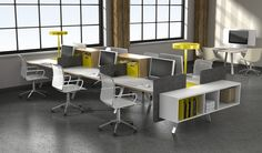 Tonic by Watson - Form + Function + Flexibility for ever-changing work environments.