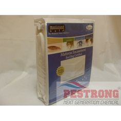 Mattress Cover Encasement for bed bugs - full plus size (each)  On sale! $58.95  Buy 4 or more quantities: $54.95  per each