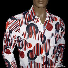 mens disco outfits from the ACTUAL 70's